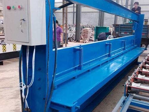 4米x2厚剪板机
